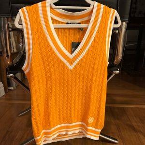 Lauren by Ralph Lauren women's sweater vest